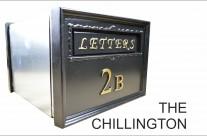 The Chillington postbox
