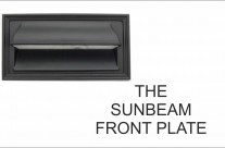 Sunbeam Letterplate