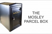 cast iron parcel box
