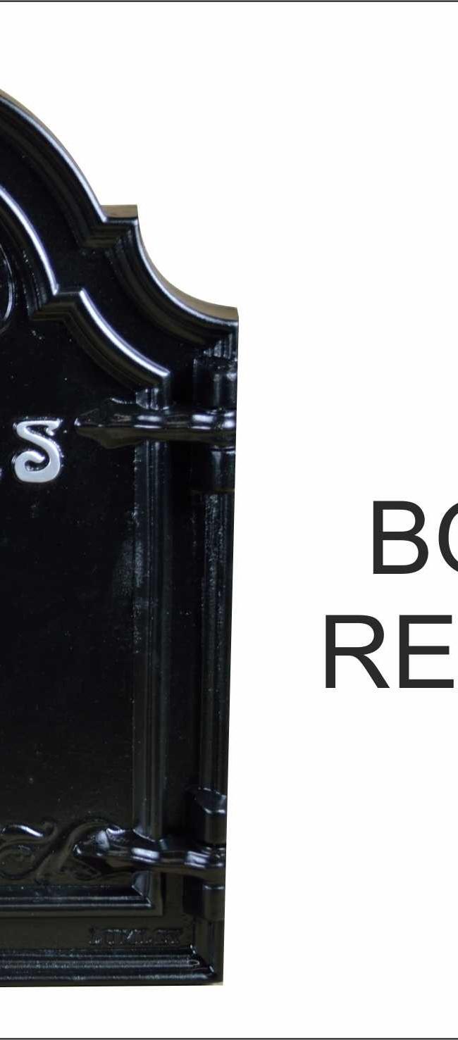 Post Box Rear Door