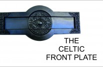 Celtic Style Letterplate