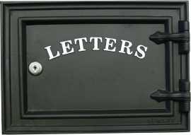 postbox rear door
