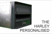 Personalised Harley