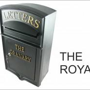The Royal Postbox