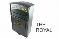 The Royal Postbox