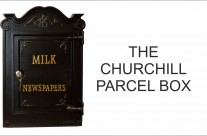 Churchill parcel box
