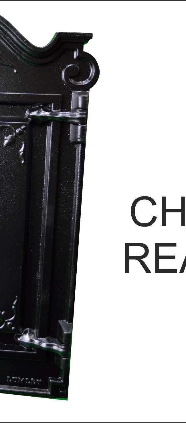 The Churchill Rear Door