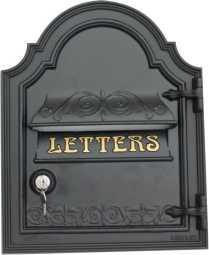 post box front door