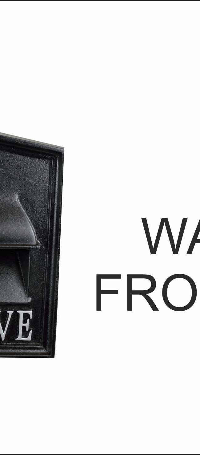 Warwick Letterplate
